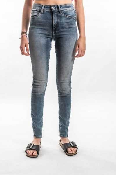 JEANS GSTAR 3301 DECONSTRUCTED HIGH SKINNY