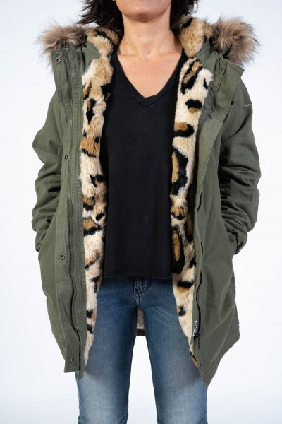 PARKA SUPERDRY LUCY ROOKIE
