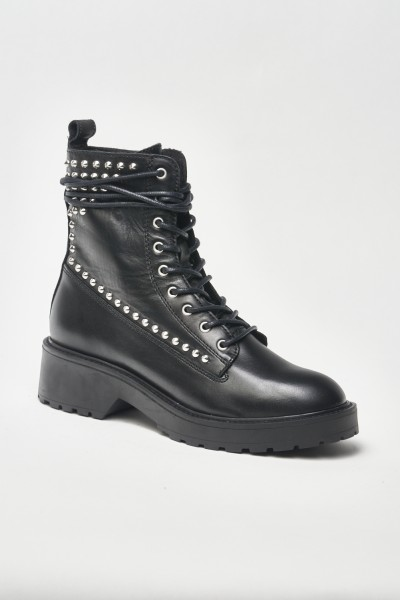 BOTA STEVE MADDEN TORNADO LEATHER