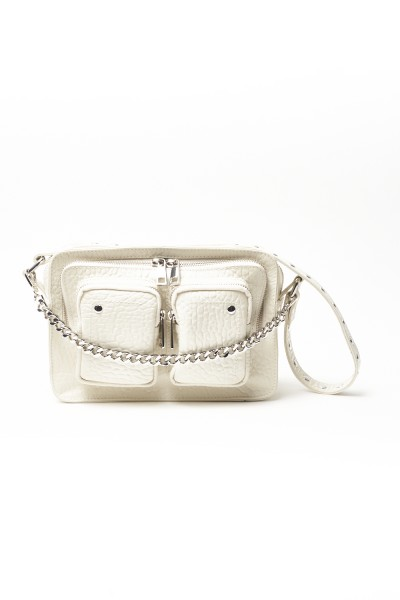 BOLSO NÚNOO ELLIE CHAIN NEW ZEALAND BEIGE