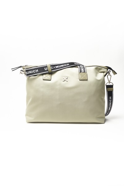BOLSO SHOPPER MUNICH CLEVER MENTA