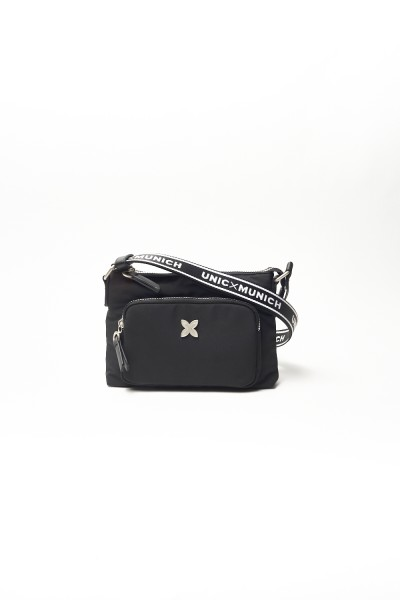 BOLSO CROSSBODY CAMERA MUNICH CLEVER BLACK