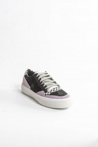 ZAPATILLA P448 SPACELOW BLK LACE